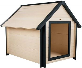 Ecoflex Bunkhouse Style Dog House review