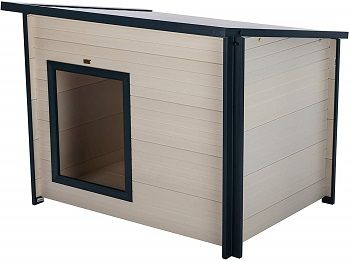 Ecoflex Rustic Lodge Style Dog House review