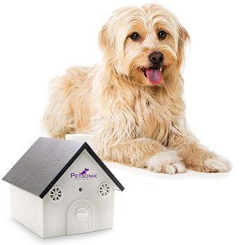Petsonik Anti Barking Device review