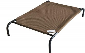 The Original Elevated Pet Bed by Coolaroo review