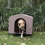 Top 5 Portable Dog Houses (Indoor & Outdoor) In 2020 Reviews