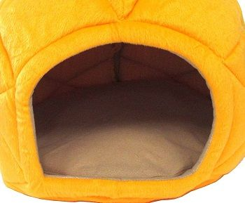 YML Pineapple Yellow Pet Bed review