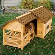 Best 5 Dog Houses With Fence You Can Choose In 2020 Reviews