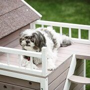 Best 5 Dog Houses With Porch On The Market In 2021 Reviews