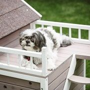 Best 5 Dog Houses With Porch On The Market In 2020 Reviews