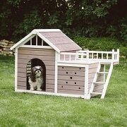 Best 5 Fancy, Luxury & Modern Dog Houses In 2021 Reviews