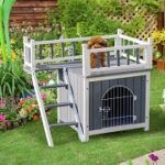 Best 5 Small, Little & Mini Dog Houses To Buy In 2020 Reviews