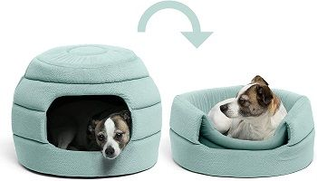 Best Friends by Sheri Convertible Honeycomb Igloo Bed review