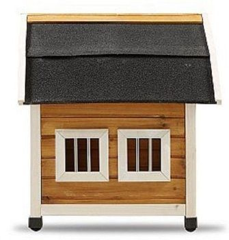 Billionaire Asia Pet Squeak Small Barn Dog House review
