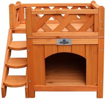 Confidence Pet Wooden Dog House review