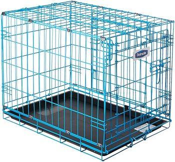 Petmate Puppy 2-Door Training Retreat Kennel