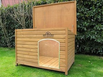Pets Imperial Wooden Norfolk Dog House review