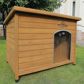 Pets Imperial Wooden Norfolk Dog House