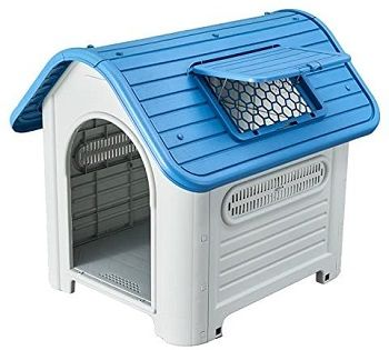 SENYEPETS Plastic Dog House
