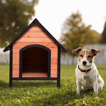 Tangkula Pet Dog House
