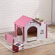 Top 5 Pink Dog Houses For You To Choose From In 2021 Reviews