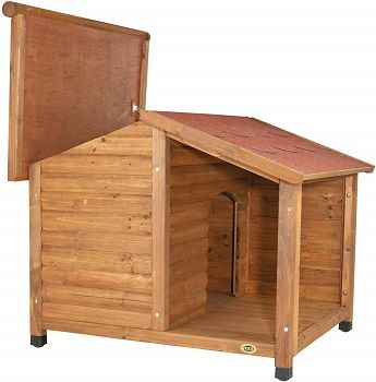 Trixie Pet Products Rustic Dog House review