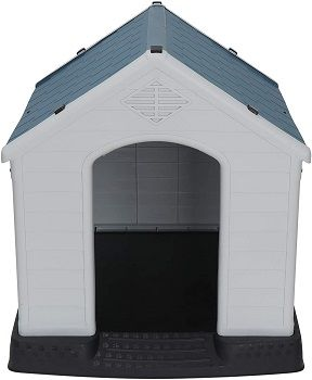 ZENY Plastic Dog House review